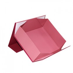 Keraste one piece collapsible box