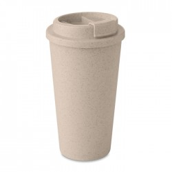 Promotional Bamboo Double Wall Tumbler