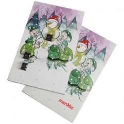 Promotional Advent Calendar-A3
