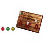 Promotional Advent Calendar-A5-Baubles