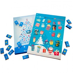 Promotional Advent Calendar-Napoli
