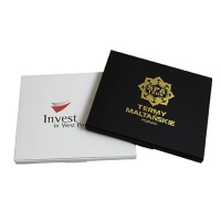 Promotional Business Card Holder with Chocolate