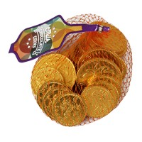 Promotional Chocolate Coin Bag