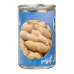 Promotional Peanut Tin