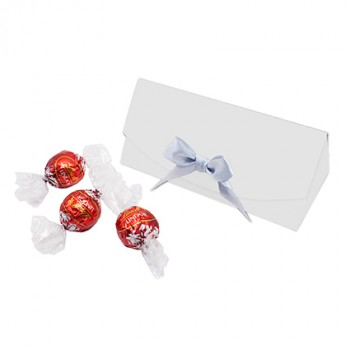 Promotional Lindt Triangle Chocolate Set