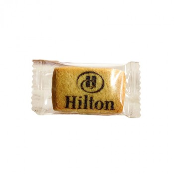 Promotional Printed Biscuit-Single Pack