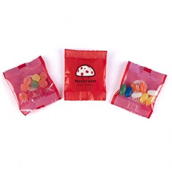 Promotional Sweets in a Flow Pack-10g