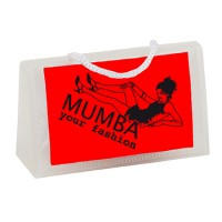 Promotional Bag of Chocolates With Business Card Slot