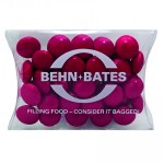 Promotional Mini Cushion Pack with Mini Chocolate Lentils
