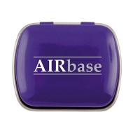 Promotional Mini Hinged Tin of Mints