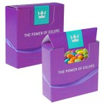 Promotional Sweet Box with Mini Fruit Pastilles or Mints