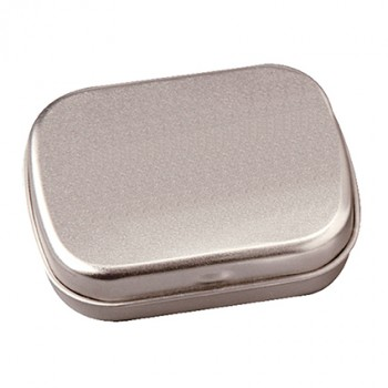 Promotional Flat Tin Mints