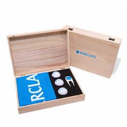 Premium Contemporary Wooden Presentation Box