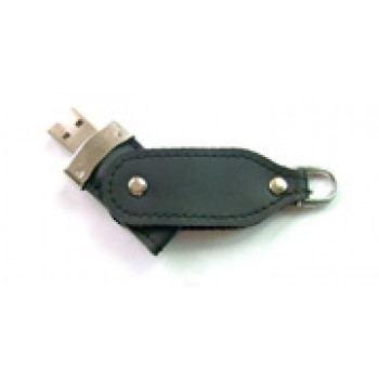 Leather Twister USB stick