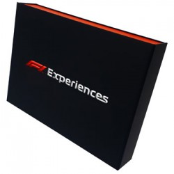 F1 Experience Packaging