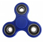 Branded Fidget Spinner-Blue