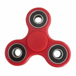 Branded Fidget Spinner-Red