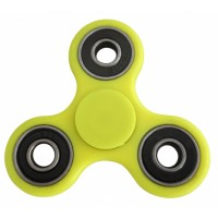 Promotional Fidget Spinner-Yellow