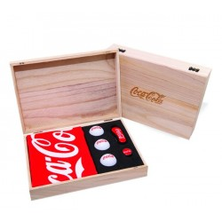 Premium Flix DS Wooden Presentation Box