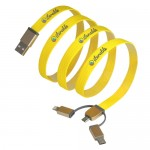 Promotional 3 in 1 Charging Cable