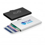 Promotional C-Secure Aluminium RFID Card Holder