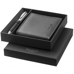Promotional Wallet and Ballpoint Pen Gift Set