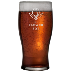 Branded Beer Festival Glass