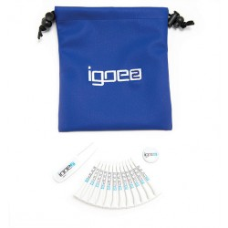 Promotional Golf Leatherette Gift Bag 8