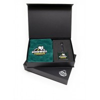 Metal Golf Bag Tag Presentation Box