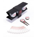 Promotional Golf Packaging With 3 Balls 3