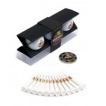 Promotional Golf Packaging With 3 Balls 4