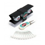 Promotional Golf Packaging With 3 Balls 5