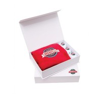 Golf Towel Presentation Box