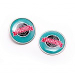 Promotional Resin Dome Golf Ball Marker
