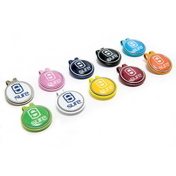 Branded Golf Cap Clip with Ball Marker