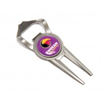 Branded Metal Repair Tool and Bottle Opener