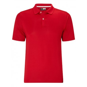 Branded Callaway Gents Solid Golf Polo