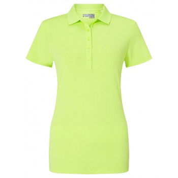 Branded Callaway Ladies Micro Hex Polo