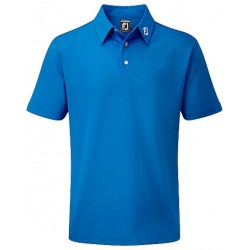 Branded Footjoy Gents Pique solid colour polo athletic fit