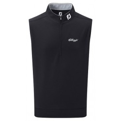 Branded Footjoy Gents Spun Poly Buttoned Pullover