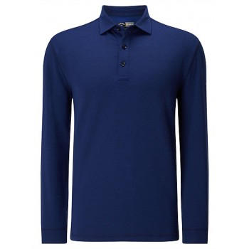 Promotional Callaway Gents Long Sleeve Golf Polo