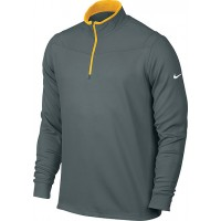 Branded Nike Gents Dri-Fit Golf Jacket 1/2 Zip long sleeve