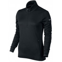 Promotional Nike Ladies Thermal Golf Top half zip