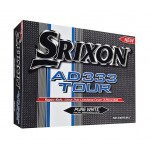 Promotional Printed Srixon AD333 Tour Golf Balls Dozen Pack