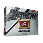 Custom Branded Srixon Z-Star XV Golf Balls Dozen Pack
