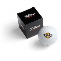 Branded Titleist Ball with Box