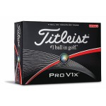 Promotional Printed Titleist PRO V1x Golf Balls Dozen Pack