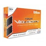 Custom Branded Wilson Velocity Golf Balls 15 Pack
