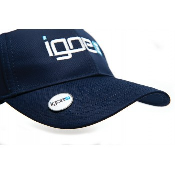 Branded Golf Cap with Magnetic Ball Marker