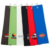 Promotional Waffle Golf Towel